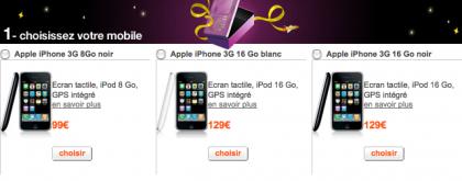 promo noël iphone orange