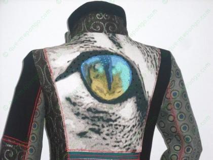 nouveau manteau oeil desigual