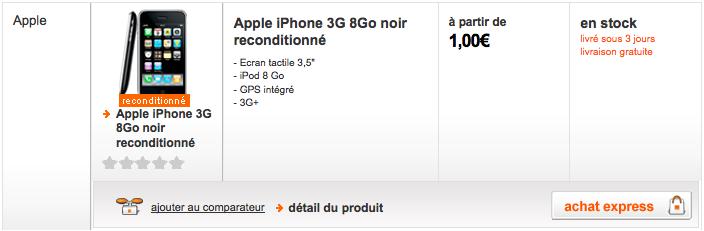 Offre Noel Iphone Orange