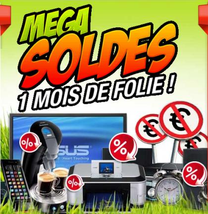 soldes 2010 pixmania